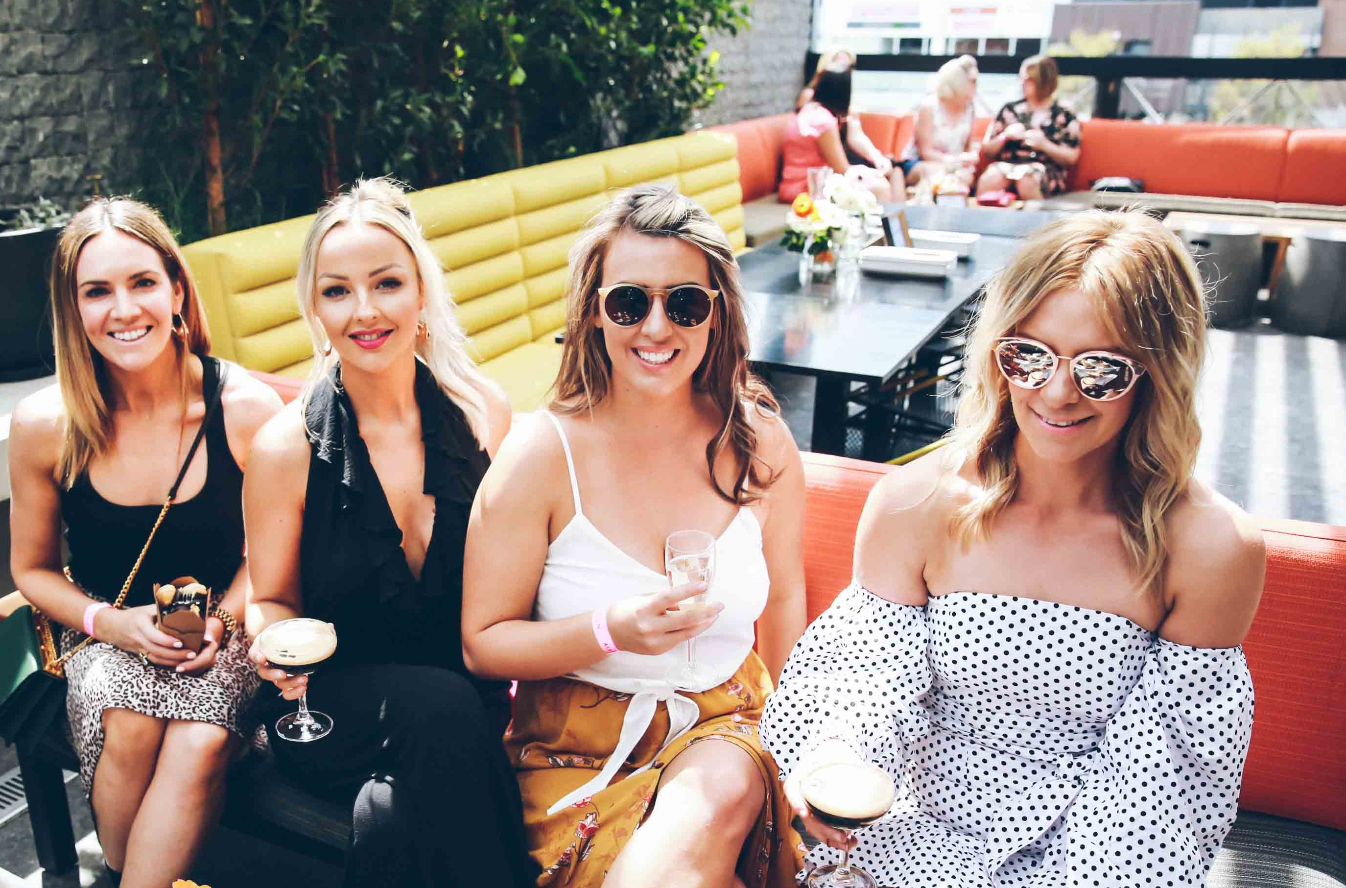 MELBOURNE BOTTOMLESS BRUNCH -GIRLS